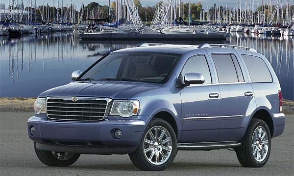 Chrysler Aspen представлен на автосалоне NAIAS