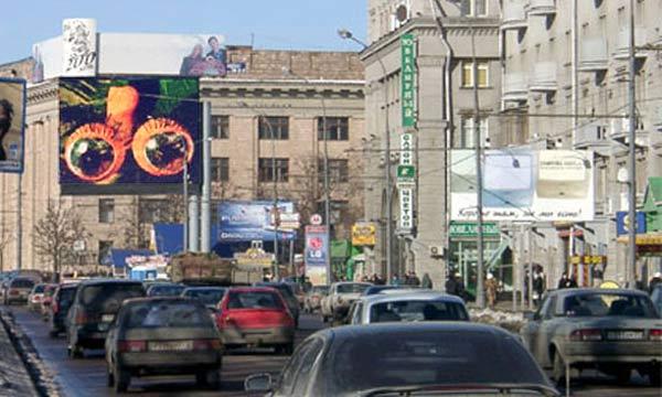 На Ленинградском проспекте выделят полосы для общественного транспорта