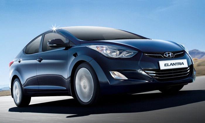 Hyundai объявил российские цены на обновленную Elantra