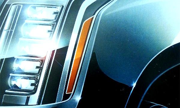 Cadillac Escalade сохранит прежний стиль