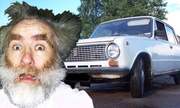 Россиянам запретят ездить на старых машинах