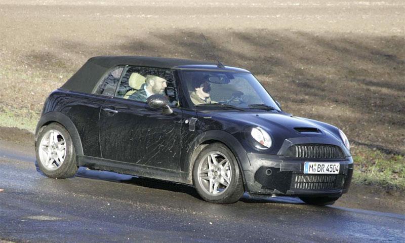 Кабриолет MINI Cooper 2009