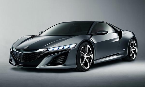 Acura планирует выпустить доступный спорткар