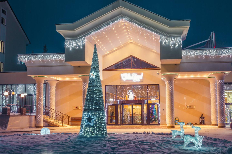 Фото: Hilton Garden Inn Moscow New Riga