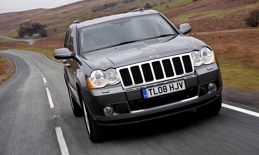 В России стартовали продажи Jeep Grand Cherokee 2009