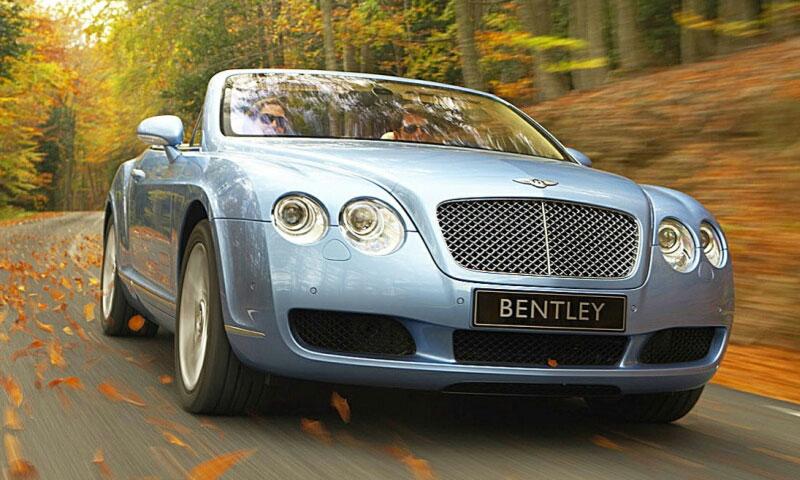 Bentley Continental GTС