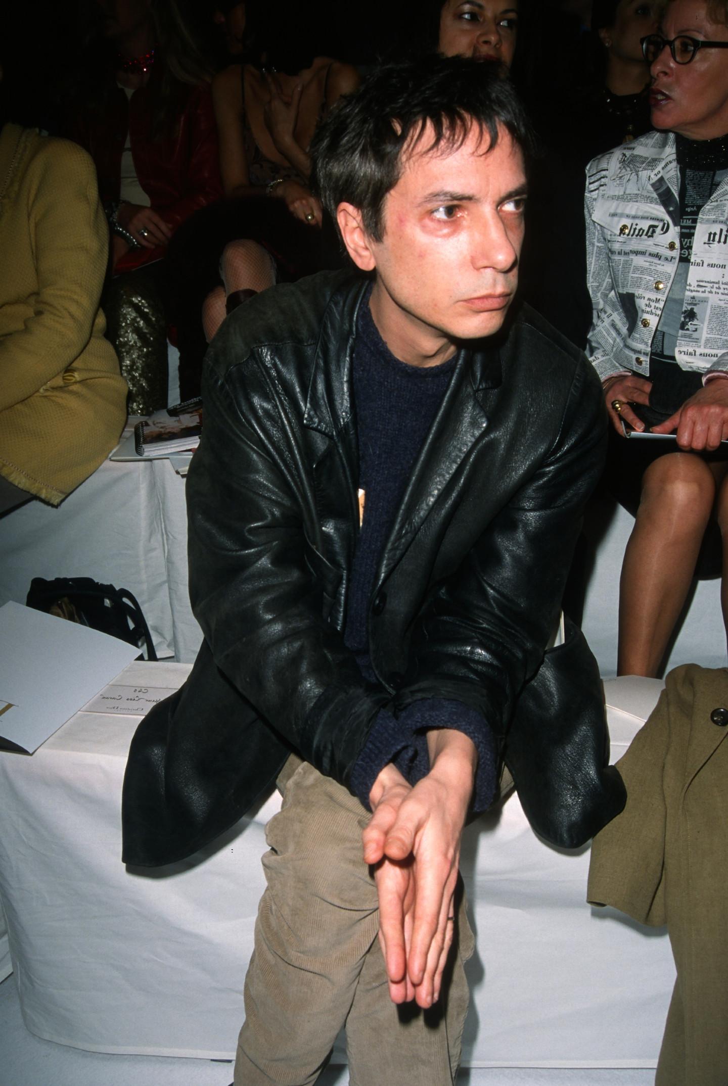 Леос Каракс наНеделе моды в Париже, 1990-е