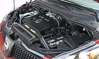 Nissan произвел 4 миллиона двигателей VQ V6 за 11 лет