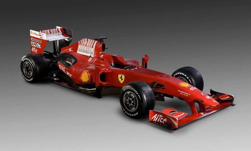 Ferrari F60 не соответствует регламенту
