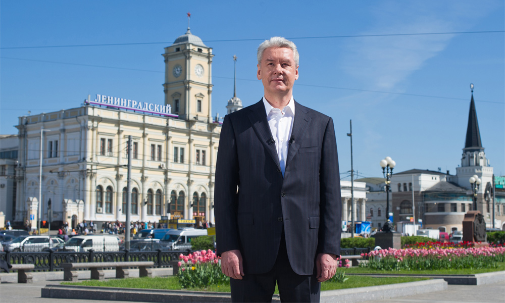 Сергей Собянин разогнал «бомбил»