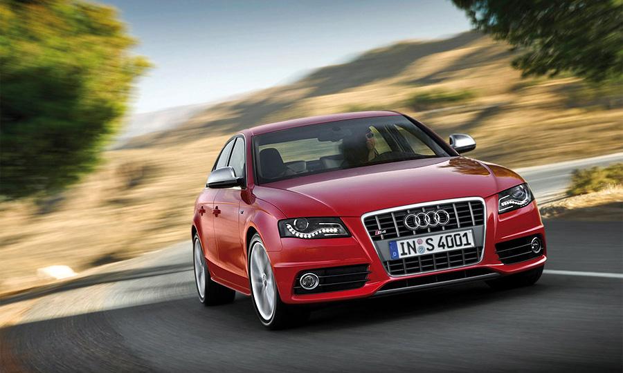 Audi S4 меняет основные стереотипы