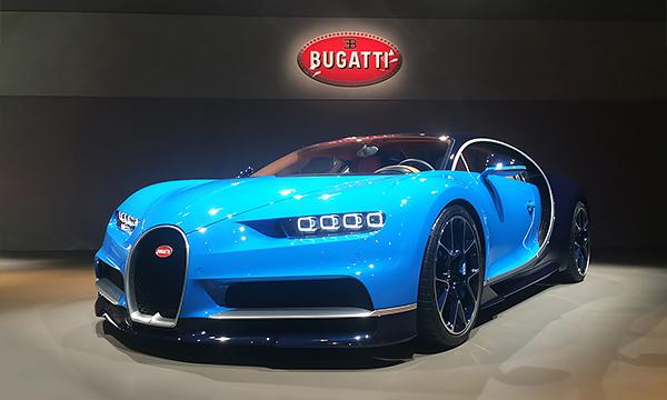 Bugatti Chiron: 5 вопросов о самом быстром автомобиле в мире