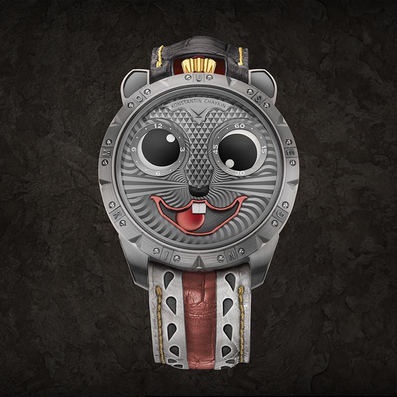 Часы Mouse King,Constantin Chaykin