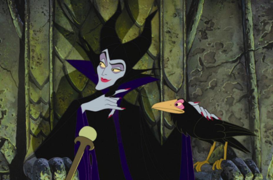 Кадр из мультфильма «Спящая красавица»