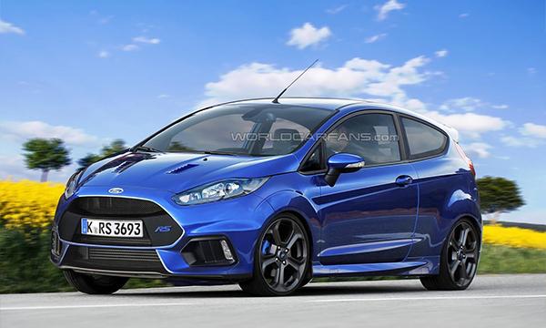 Самая мощная версия Ford Fiesta получит 246-сильный мотор