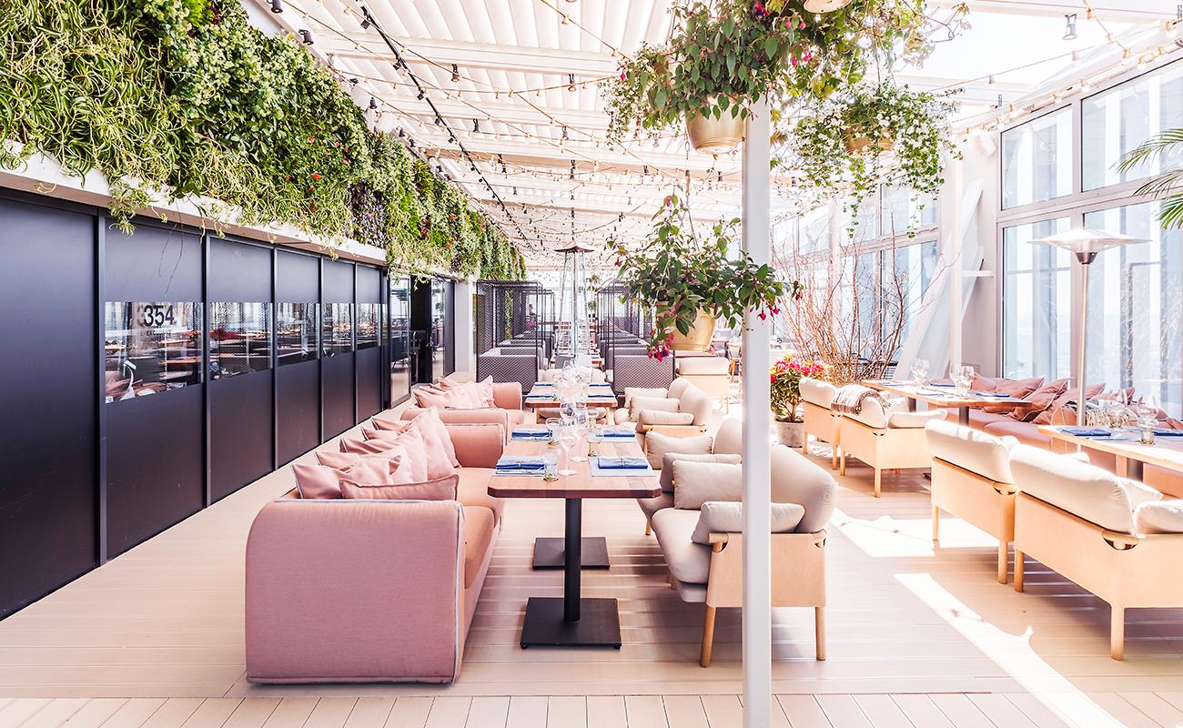 Фото: пресс-служба ресторана «На свежем воздухе»