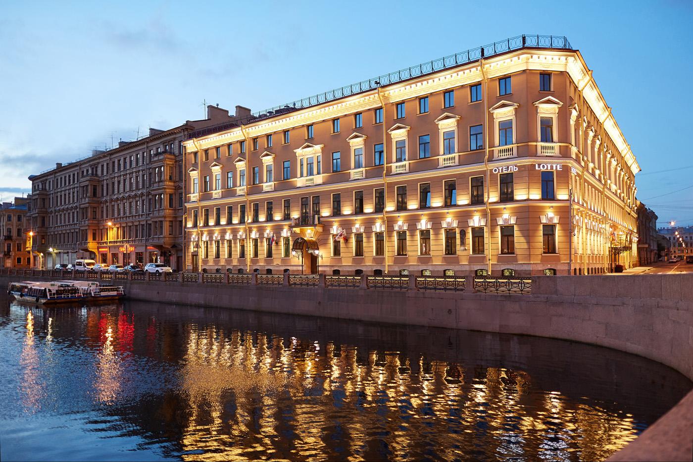 Фото: пресс-служба Lotte Hotel St. Petersburg