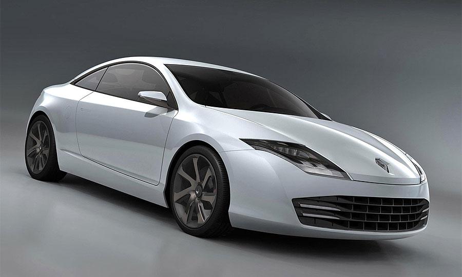 Renault Laguna концепт