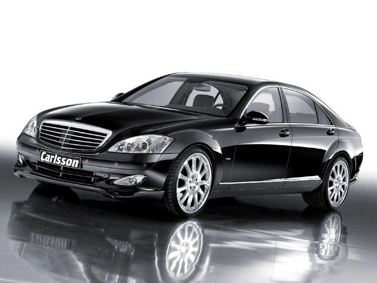 Carlsson для Mercedes-Benz S-класса