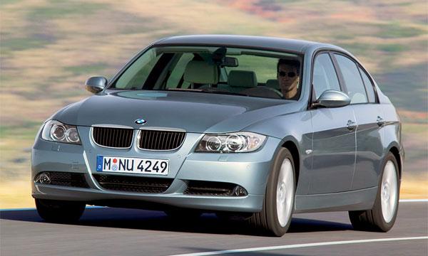 Победитель - BMW 3 серии