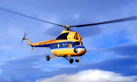 Авиатакси может появиться в Москве уже в 2007 году