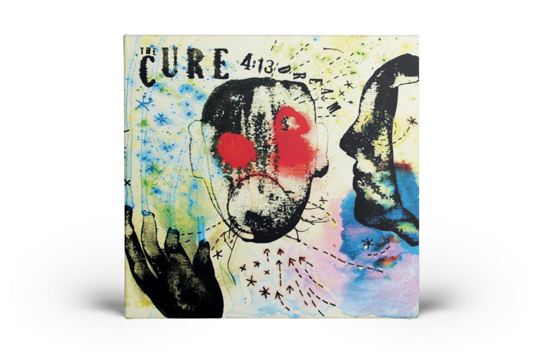 Обложка альбома «4:13 Dream»