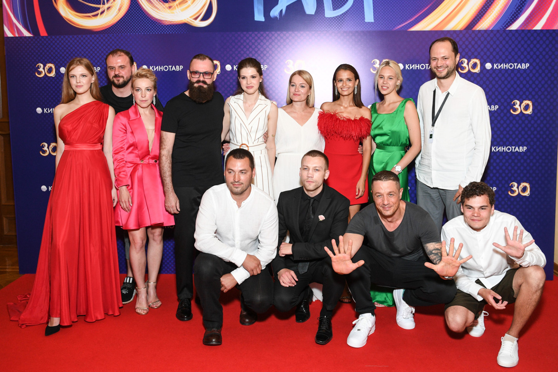 Команда фильма «Гроза»