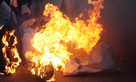 Лишенный прав красноярец совершил самосожжение в суде