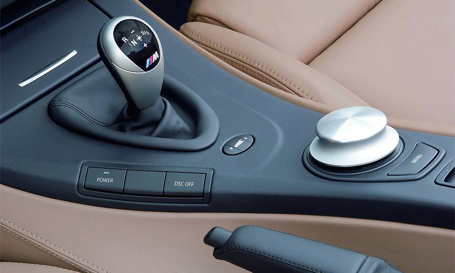 BMW создал 7-ступенчатую КПП M DCT