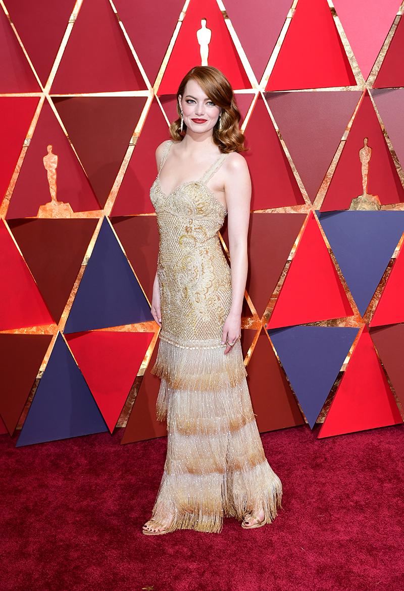 Эмма Стоун в Givenchy