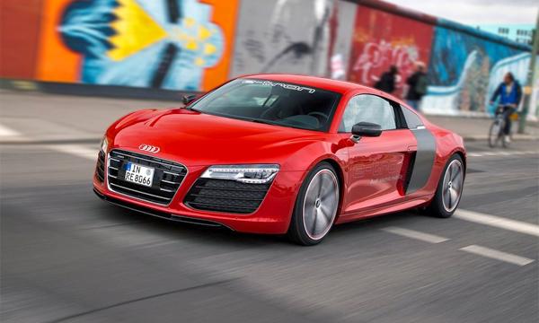 Audi предсказывает будущее