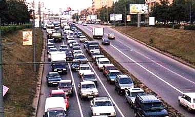Куркинское и Ленинградское шоссе разгрузят