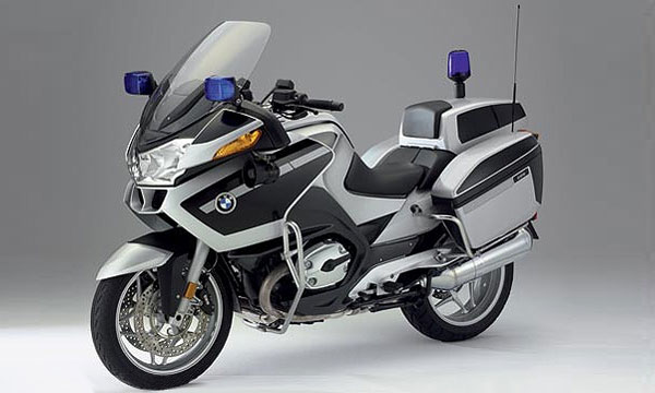 BMW R 1200 RT Police
