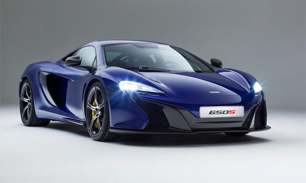 McLaren покажет конкурента Ferrari 458 Italia