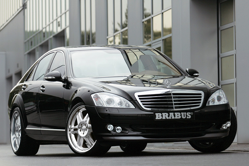 Brabus Mercedes S-Class