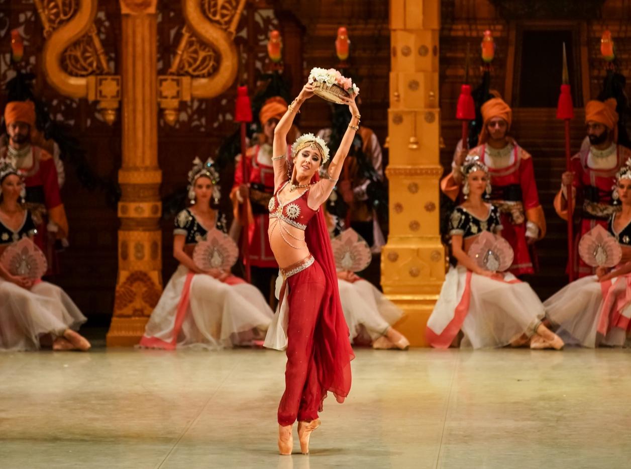 «Баядерка», Пермский театр оперы и балета