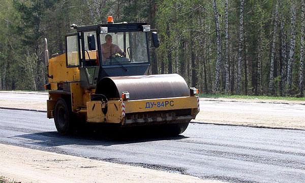 В 2007 году объем дорожного строительства удвоится