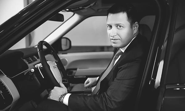 Ушел из жизни руководитель Jaguar Land Rover Россия Артем Гусаров
