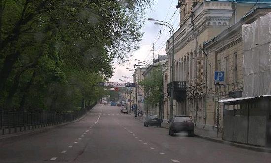 В Москве будет полностью отремонтировано Бульварное кольцо