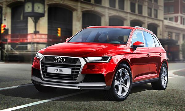 Новая Audi Q5: каким будет кроссовер после смены поколения