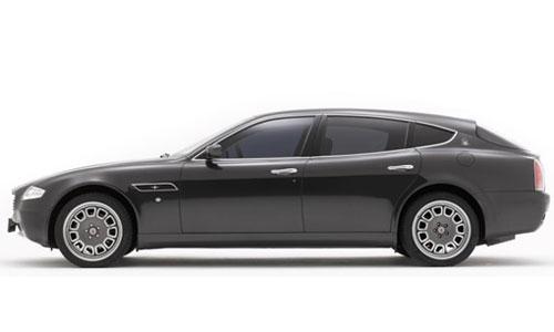 Maserati Quattroporte Bellagio
