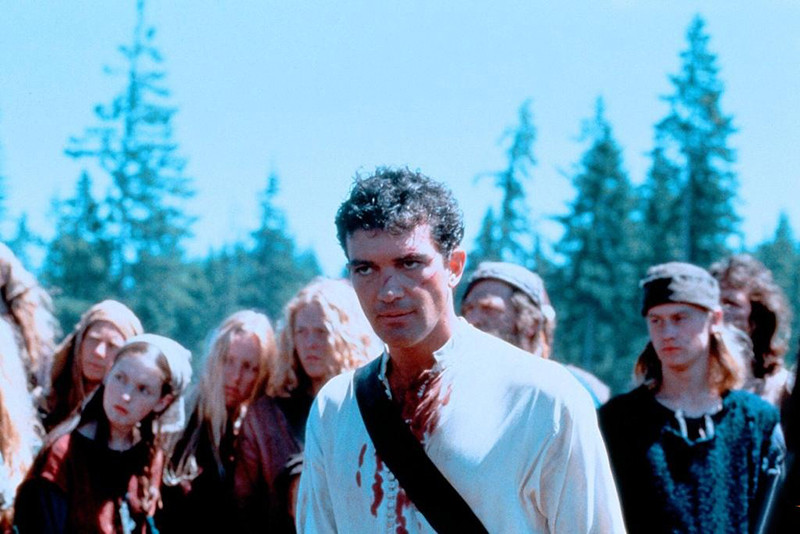 Кадр из фильма«13-й воин»