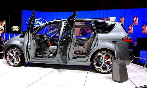 Ford SAV появится в России уже весной