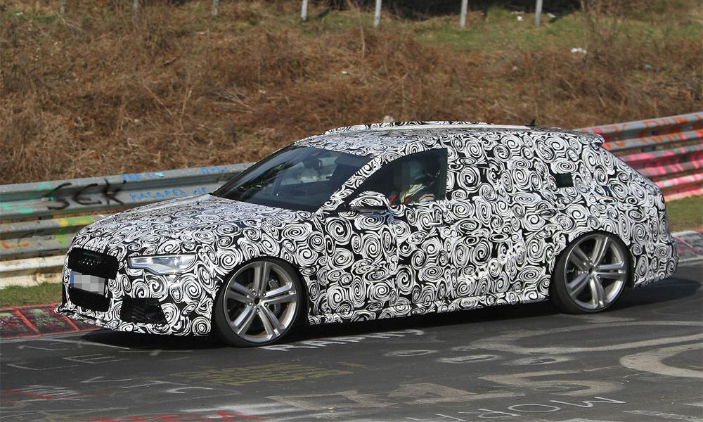 Новая Audi RS6 станет мощнее конкурентов