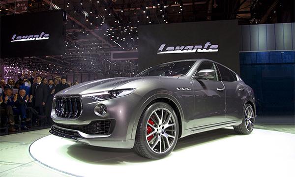 Кабриолет ЗИЛ и кроссовер Maserati. Что покажут на Московском автосалоне