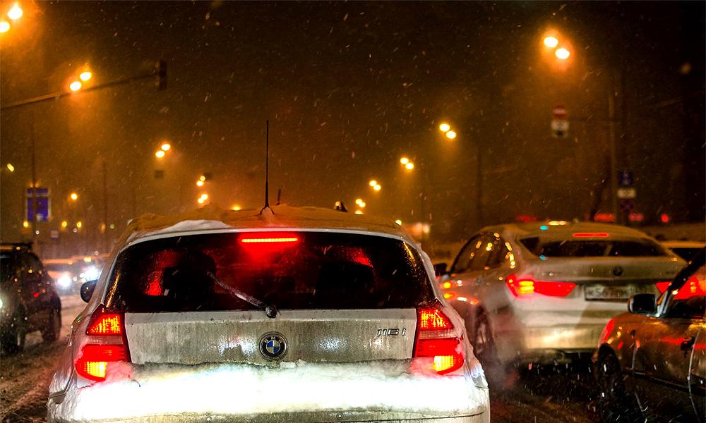 5 причин, по которым запомнится московский снегопад