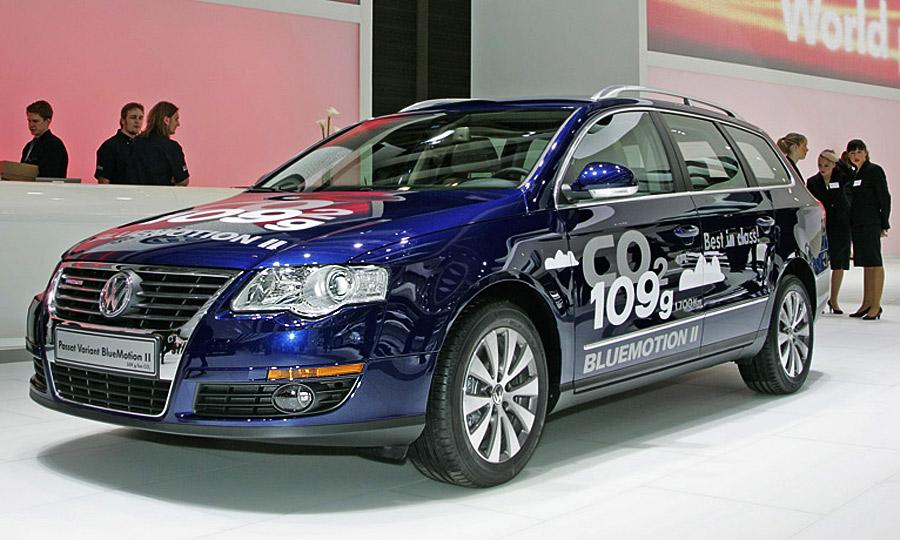 Volkswagen совершенствует ДВС до бесконечности