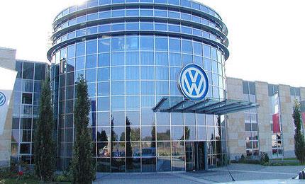 Акции Volkswagen хорошо идут