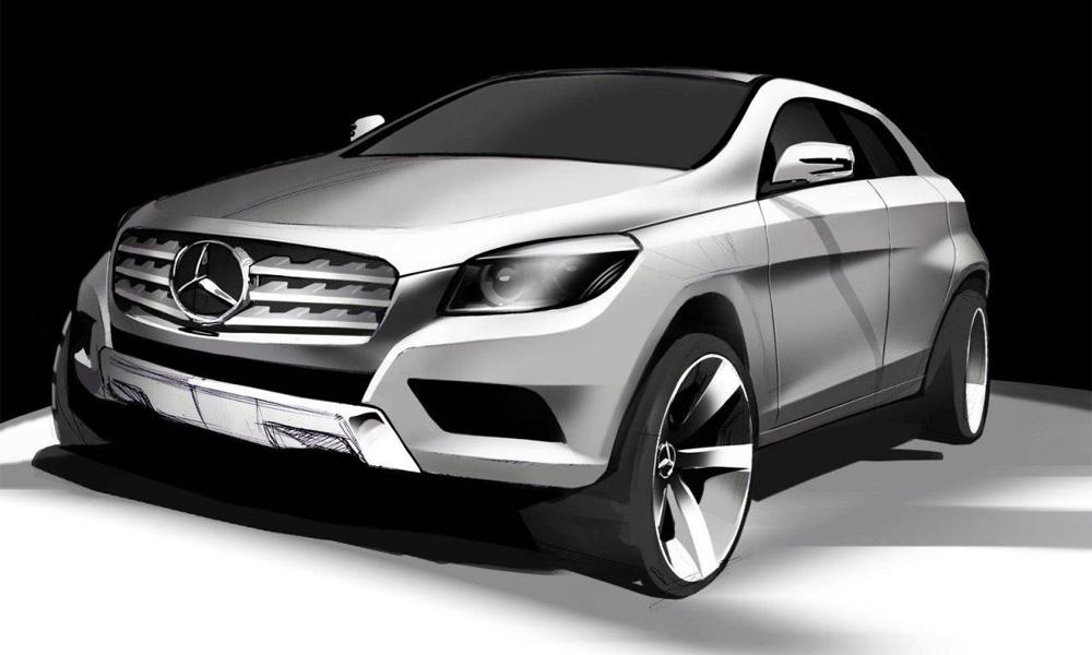 Mercedes-Benz нашел, чем ответить на X6