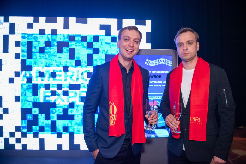 Иван и СергейБерезуцкие